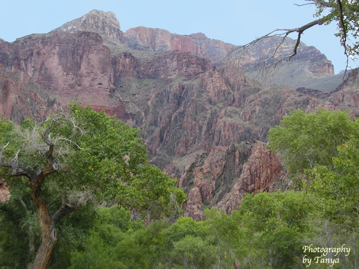 Phantom Ranch Photo Grand Canyon