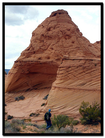 Paw Hole - South Coyote Buttes