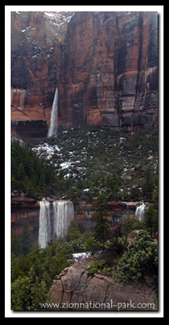 Zion's Emerald Pools Trail
