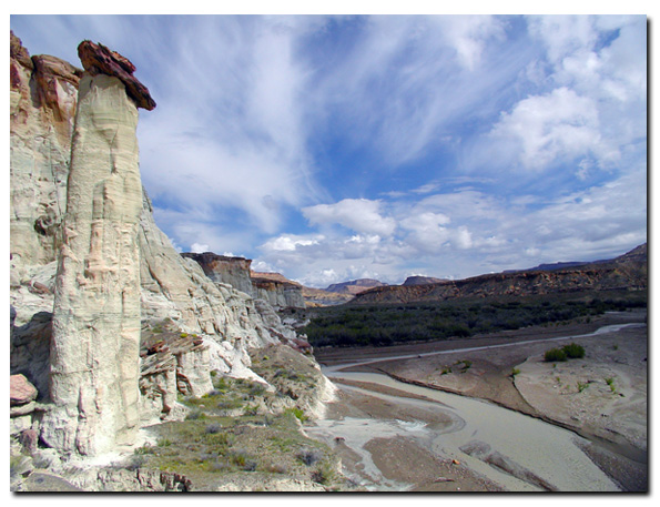 Grand Staircase National Monument - Waweap hoodoos