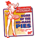 Home of the ho-made pie