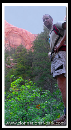 Kolob Arch at Kolob Canyons