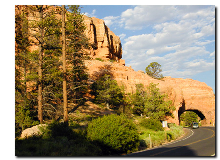 Red Canyon - Highway 12 in Dixie National Forest