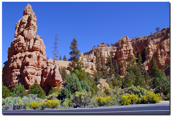 Red Canyon Highway 12