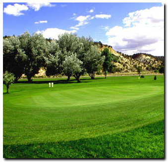 Thunderbird Golf Course in Mt. Carmel Junction, Utah