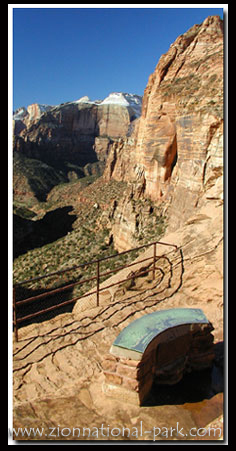 Zion's Canyon Overlook Trail