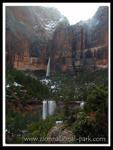 Zion Park: Emerald Pools