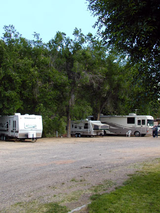 East Zion RV Park