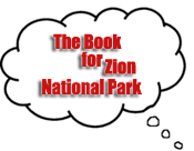 Book:  Hiking in Zion and the surrounding area.