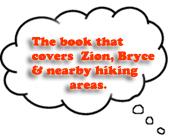 Book:  Favorites hike in and around Zion National Park - including Bryce Canyon
