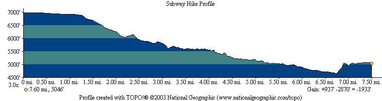 The Subway Profile